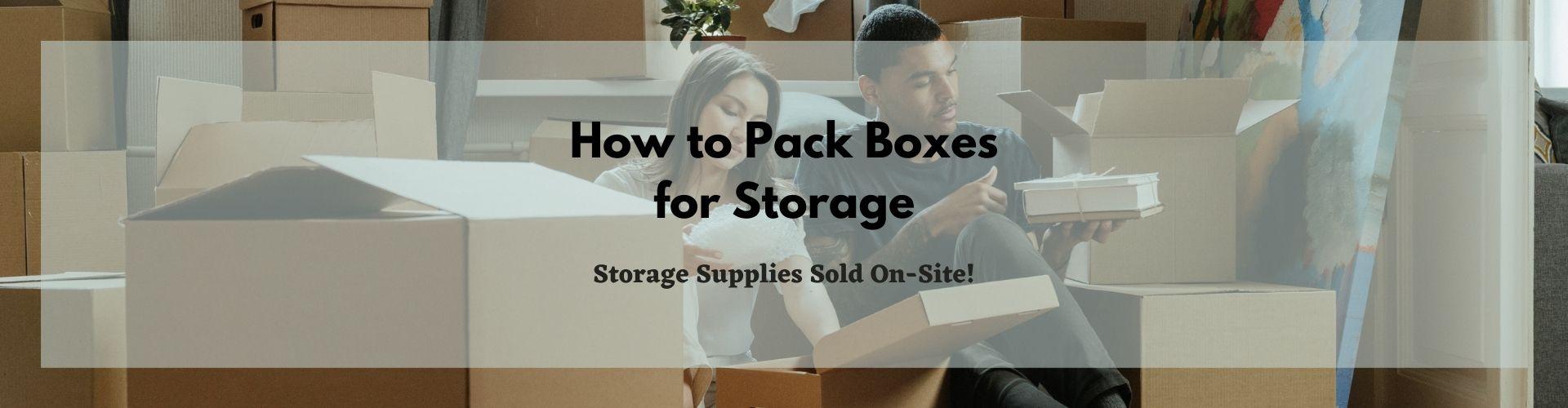 Storage Supplies Frederick MD